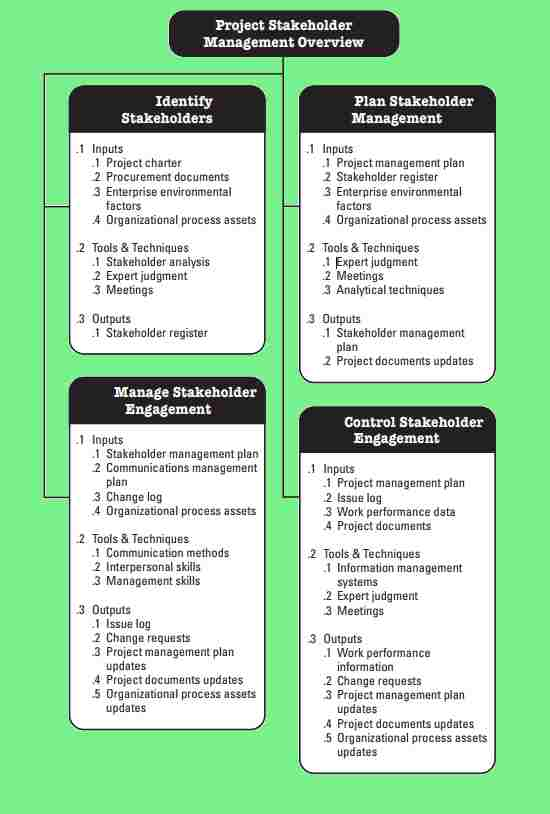 Project Stakeholder Management Overview