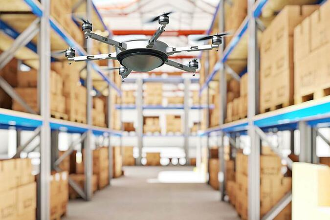 Drones for Inventory