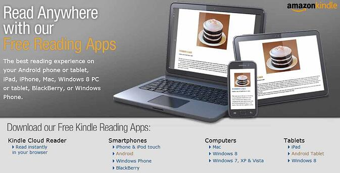 read from any device