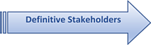 definitive stakeholders