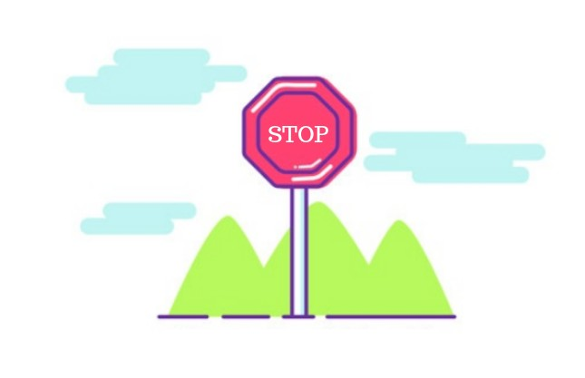 Where to stop
