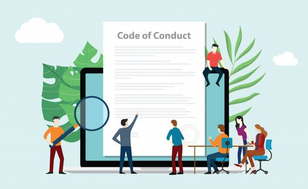 Benchmarking Code of Conduct