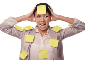making scheduling mistakes - project management risk